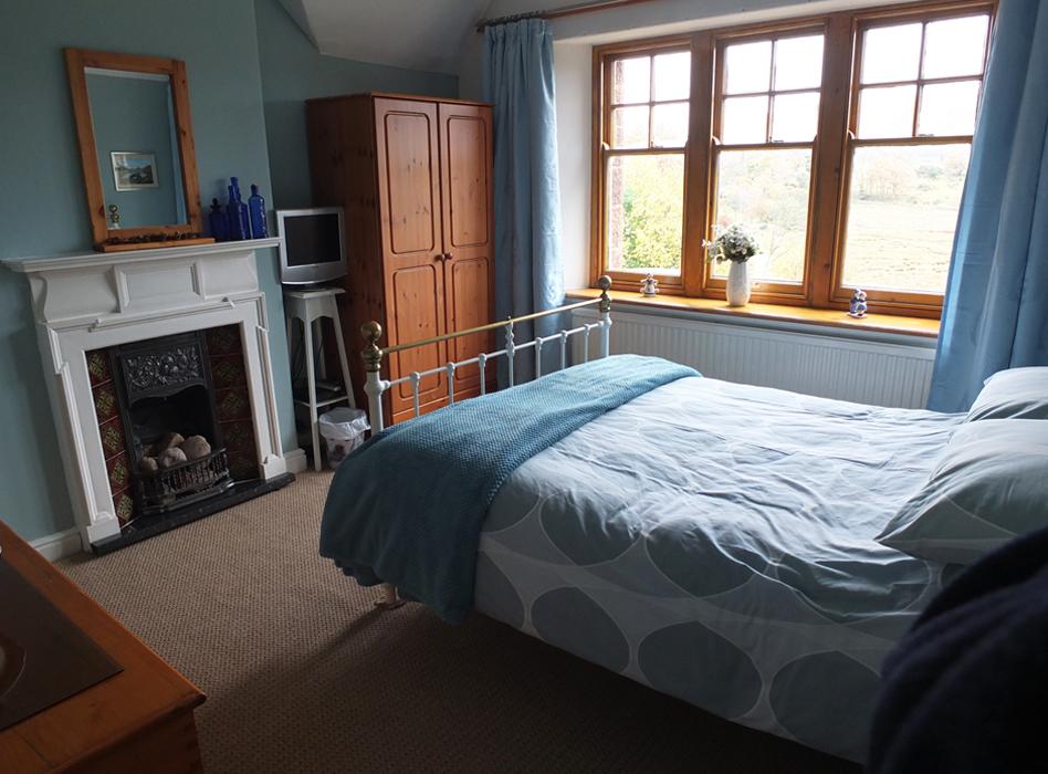 Bedroom 1 Holiday Cottage Eskdale, Lake District